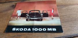 Skoda 1000MB folder