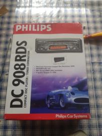 Philips DC 908 RDS radio CD speler