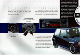 Philips DC 682 Rare Philips Renault 5 Gt Turbo Raider Stereo Radio Cassette
