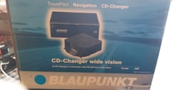 Blaupunkt wisselaar  CD changer wide vision nieuw in doos