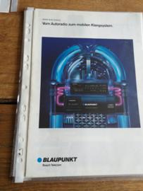 Blaupunkt 1990 Vom Autoradio zum mobilen klangsystem