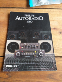 Philips 1980 autoradio folder