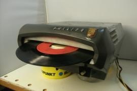 Philips Mignon Plattenschlucker platenspeler oldtimer radio