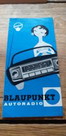 Blaupunkt 1962 /1963 folder prijslijst