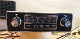 BLAUPUNKT COBURG autoradio mit automatik sendersuchlauf  1971-74