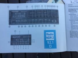 Bremen SQR 49 Blaupunkt Manual