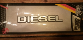 "auto emblem ""DIESEL"""