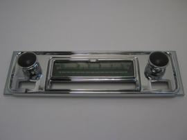 Nieuw radio frontje voor Becker Mexico o.a. Mercedes 190SL