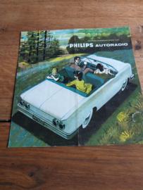 Philips folder o.a. N 5 X 04 T