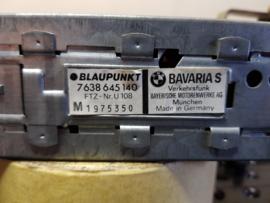 Blaupunkt Bavaria S autoradio compleet met inbouwset