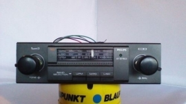 Philips DN 189 stereo radio oldtimer autoradio
