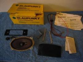 Blaupunkt radio inbouw set Saab 99 van 8.70 tot 8.73