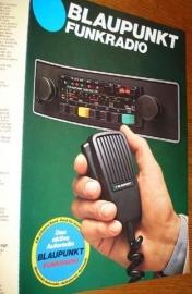 Blaupunkt 1977 folder Funkradio