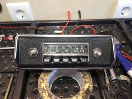 Blaupunkt FM radio met frontje speciaal voor Citroen DS
