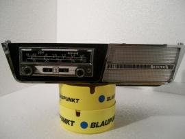 asbakradio met ombouw autovox Piper (verkocht)