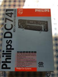 Philips DC 741 houtlook nieuw in doos