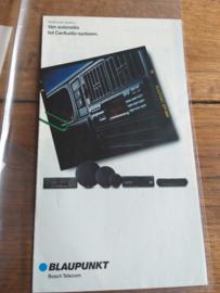 Blaupunkt 1992 folder