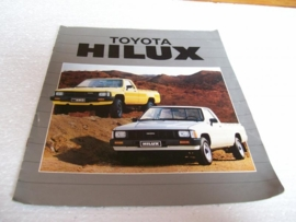Autofolder Toyota Hilux