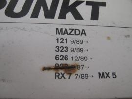 Blaupunkt adapterkabel 7607749090 Mazda