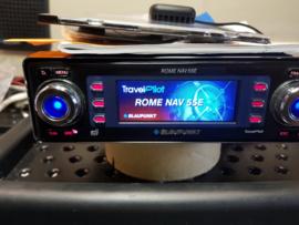 BLAUPUNKT ROME NAV55E /// Travel Pilot autoradio