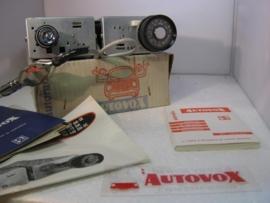 autovox autoradio bikini ( RA 446 OM-OC ) 6 volt