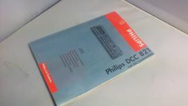 philips dcc 821 digital compact cassette  zeldzaam