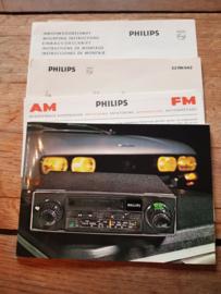 22 RN 642 gebruiksaanwijzing manual Philips  autoradio