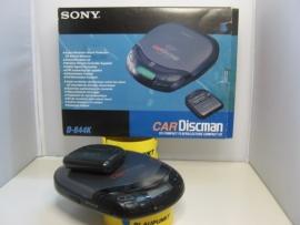 Sony CARdiscman D-844K