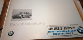 Betriebsanleitung BMW 316 318 320 325 328 i 325TD