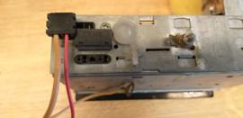 + en - kabel +  aansluiting voor de meeste Blaupunkt radio's