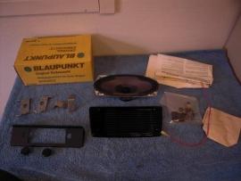 Blaupunkt radio inbouw set Saab 99 L/LE/EMS vanaf 8.73