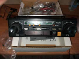 Philips  AC 674 autoradio NOS