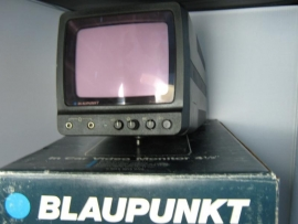 In car video mobile TV interface Blaupunkt