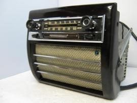 Zeldzaam Becker Mexico radio voor Mercedes Ponton (komt binnen)