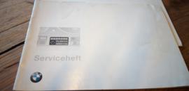 Serviceheft  onderhoudsboekje BMW 316i compact Comfort-Edition