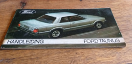 Handleiding Ford Taunus 1977