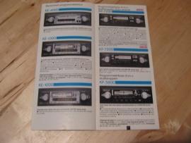 """Ω PIONEER ® folder """"Auto-Stereo 06/82"""""""