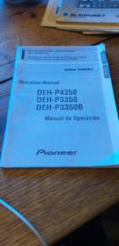 owners manual pioneer deh-p4350