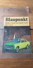 Blaupunkt 1975 Folder Opel