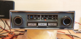 Blaupunkt FM radio met Mercedesfront