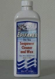 seapower fles 500 cc cleaner en wax
