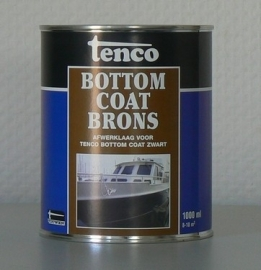bottomcoat brons bus 1 liter