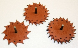 Tercoo roterende straler