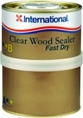 Clear Wood Sealer  750 cc  set