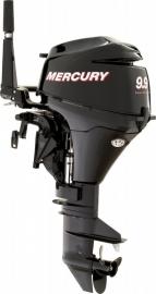 mercury 9.9 kortstaart