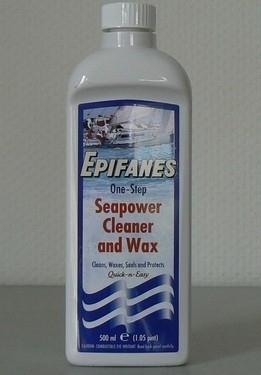 seapower fles 1000 cc cleaner en wax