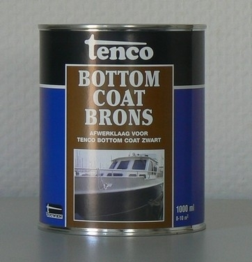 bottomcoat brons bus 2.5 liter