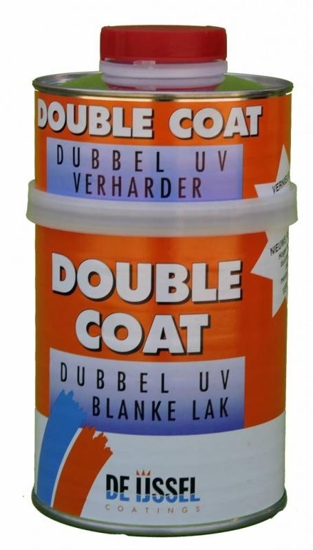Blankelak dubbel UV