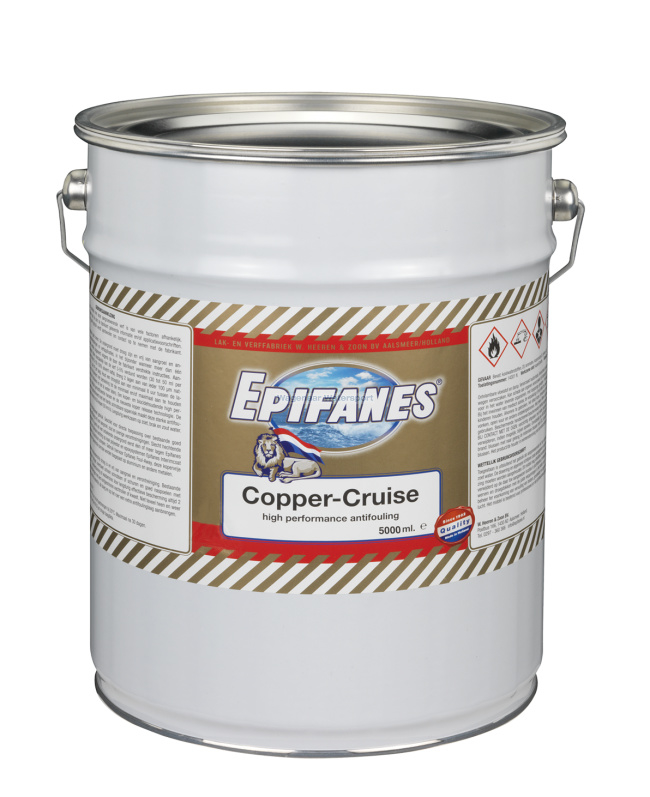 Copper-Cruise 5 liter