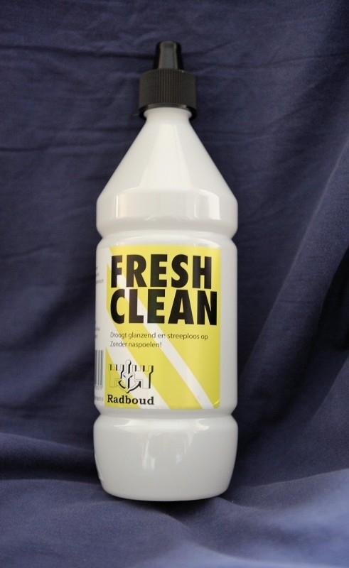 Fresh clean
